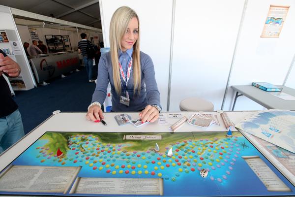 jedinstveni proizvod za nautičare - na nautičkom sajmu