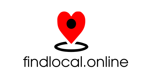 logo findlocal.online TEXT